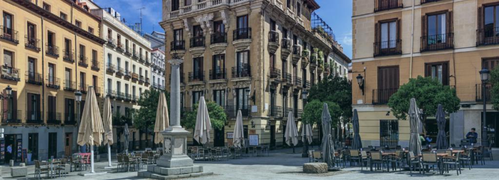 Las mejores zonas para alquilar piso en Madrid