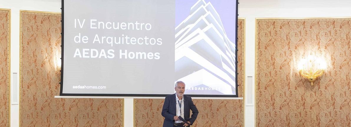 La arquitectura de AEDAS Homes potencia las viviendas saludables