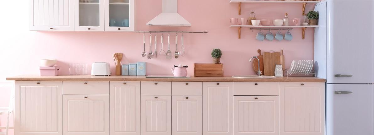 Inunda de estilo tu cocina creando un espacio único vintage