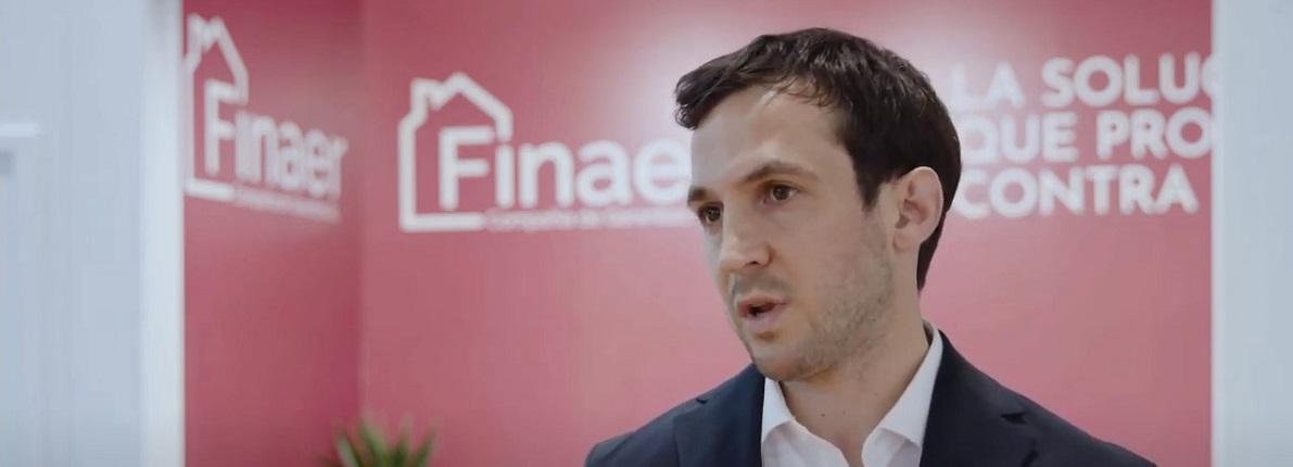 Entrevista a Finaer sobre el mercado del alquiler