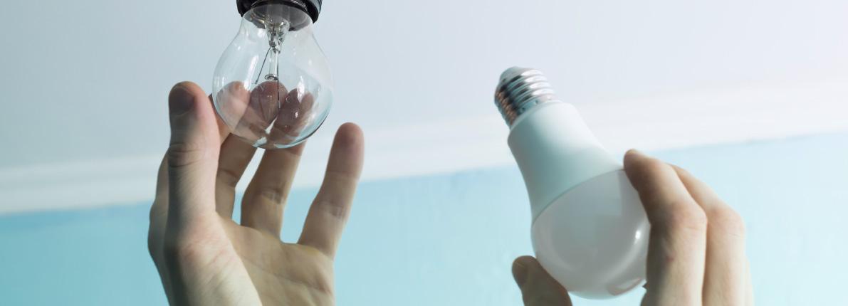 Cómo ahorrar en la factura de la luz realizando un consumo eficiente